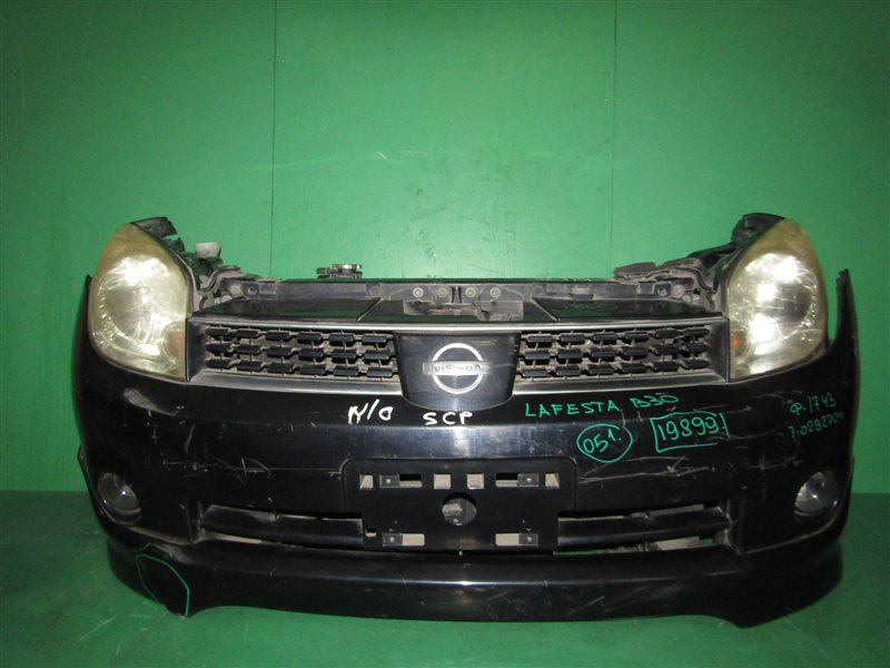 Nose cut Nissan Lafesta B30 MR20DE 17-43, 02B2704