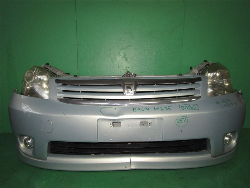 Nose cut Toyota Raum NCZ20 1NZ-FE 46-4, 52-040
