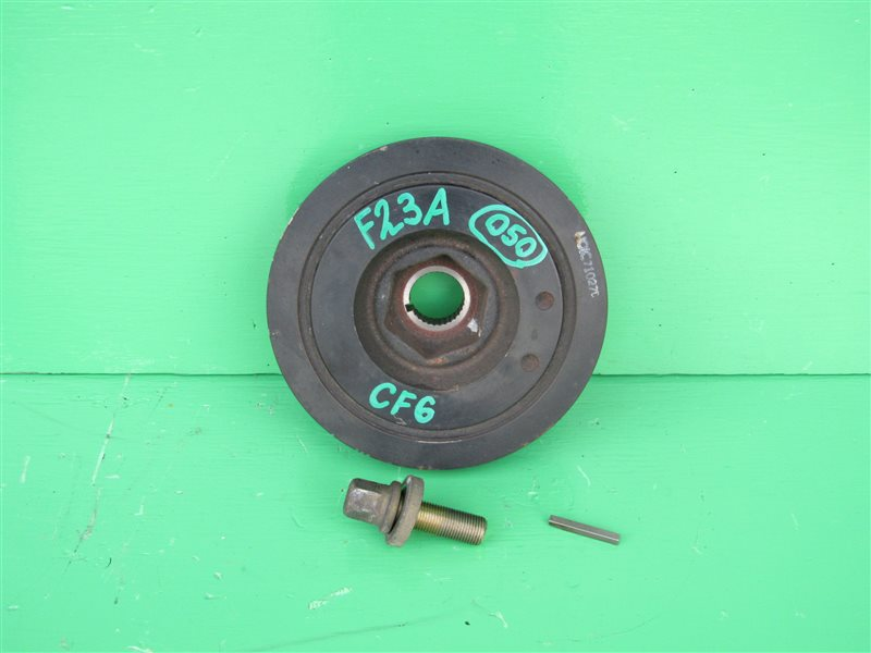 Шкив Honda Accord Wagon CF3 F18B 13810-PCA-003