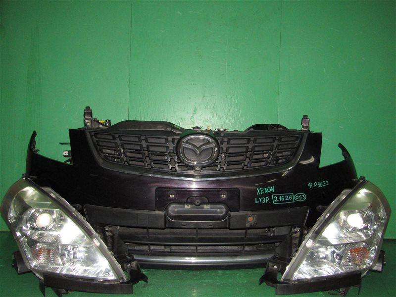 Nose cut Mazda Mpv LY3P L3-VE P56-20