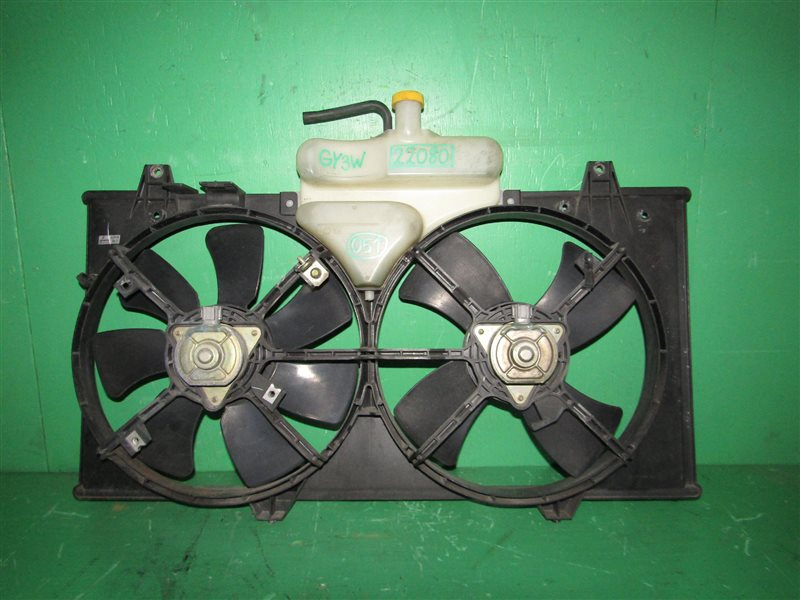 Диффузор радиатора Mazda Atenza GY3W L3 05.2002