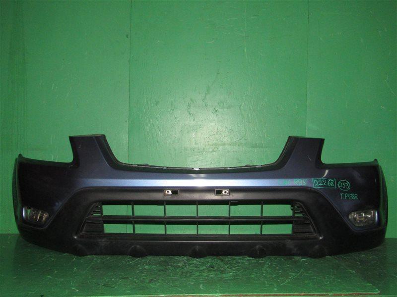 Бампер Honda Cr-V RD4 K20A 09.2001 передний P17-88