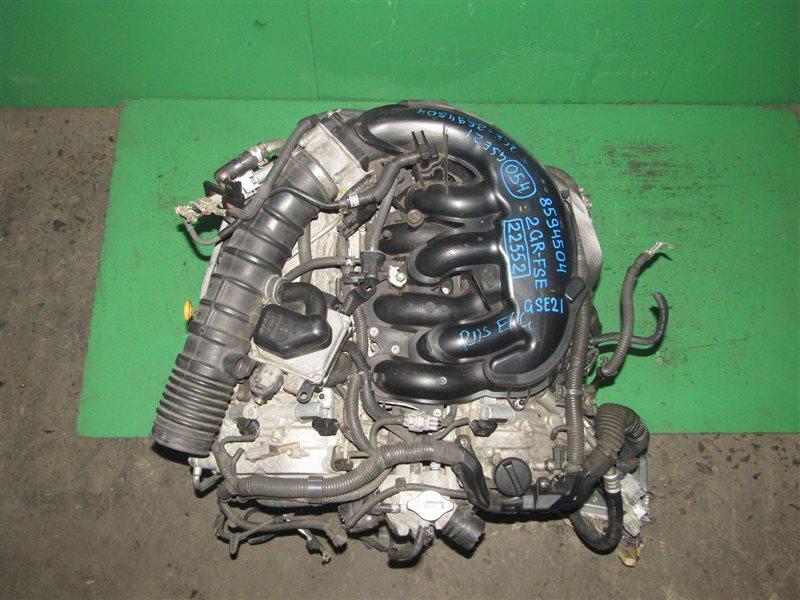 Двигатель Lexus Is350 GSE21 2GR-FSE 8594504