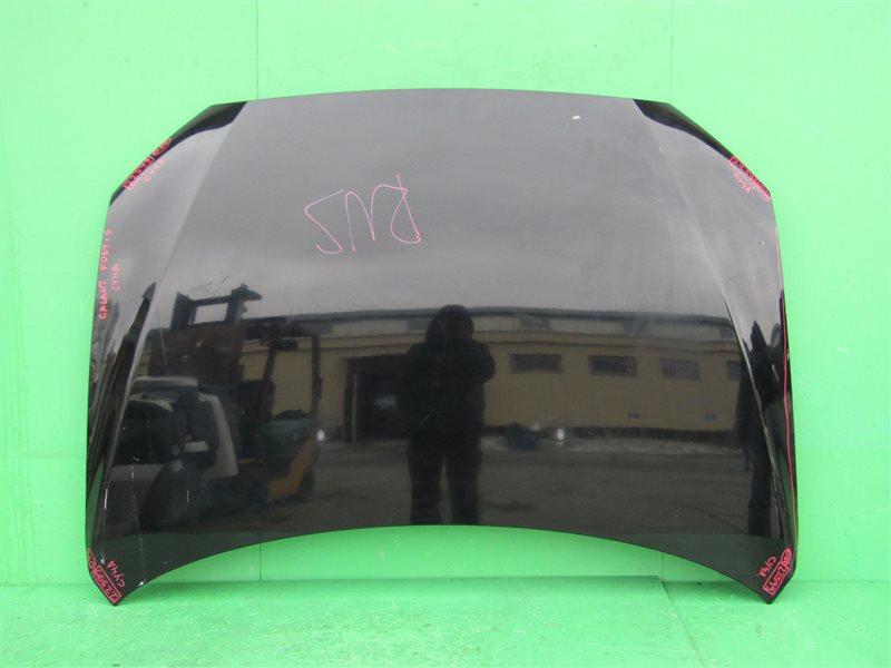 Капот Mitsubishi Galant Fortis CY4A