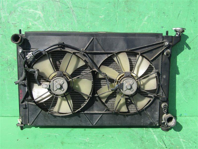 Радиатор основной Toyota Allion ZZT240