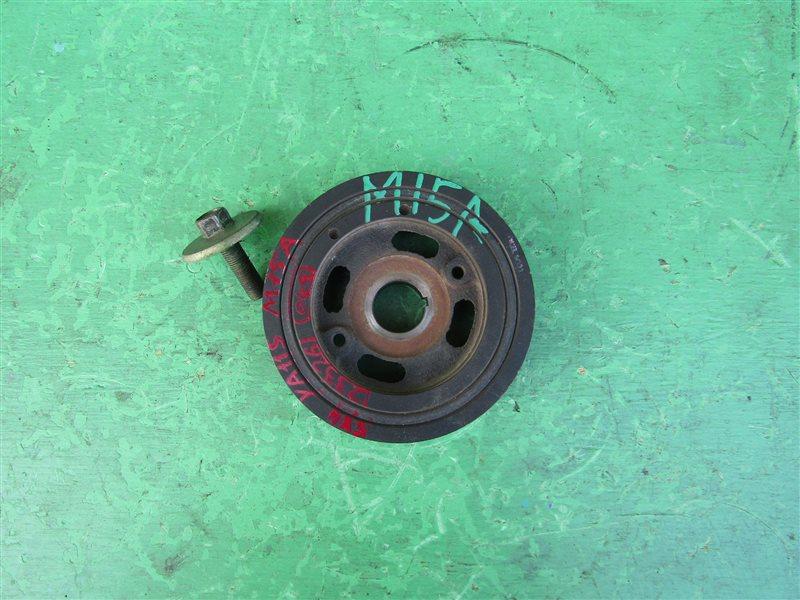 Шкив Suzuki Sx4 YA11S M15A 12610-64J00