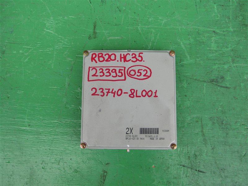 Блок управления efi Nissan Laurel HC35 RB20DE 23740-8L001