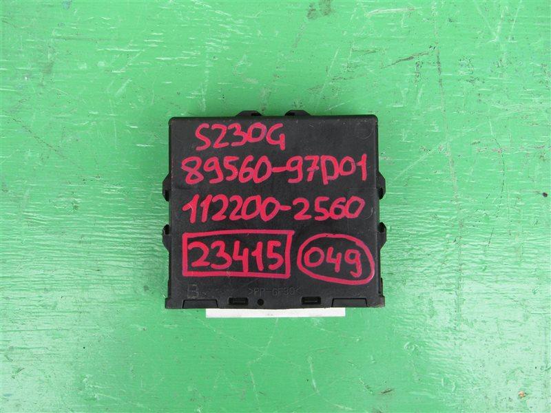 Блок управления efi Daihatsu Atrai S230G EF-DET 89560-97D01