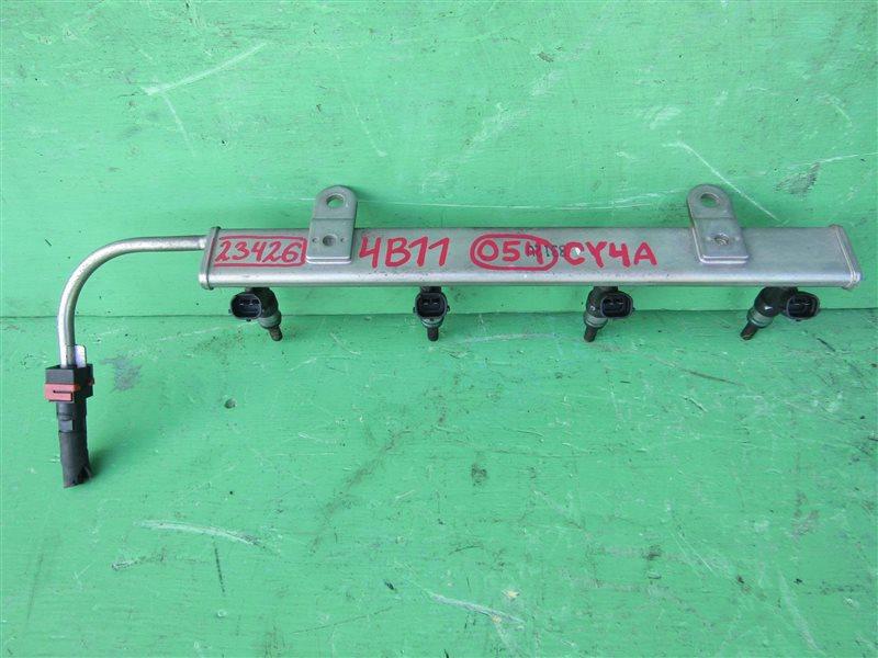 Форсунки бензиновые Mitsubishi Galant Fortis CY3A 4B10 1465A029, JME240B