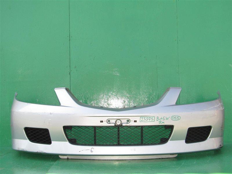 Бампер Mazda Familia BJ3P 10.2000 передний
