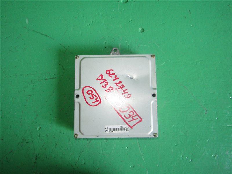 Блок управления efi Honda Logo GA3 D13B 37820-PEC-J01