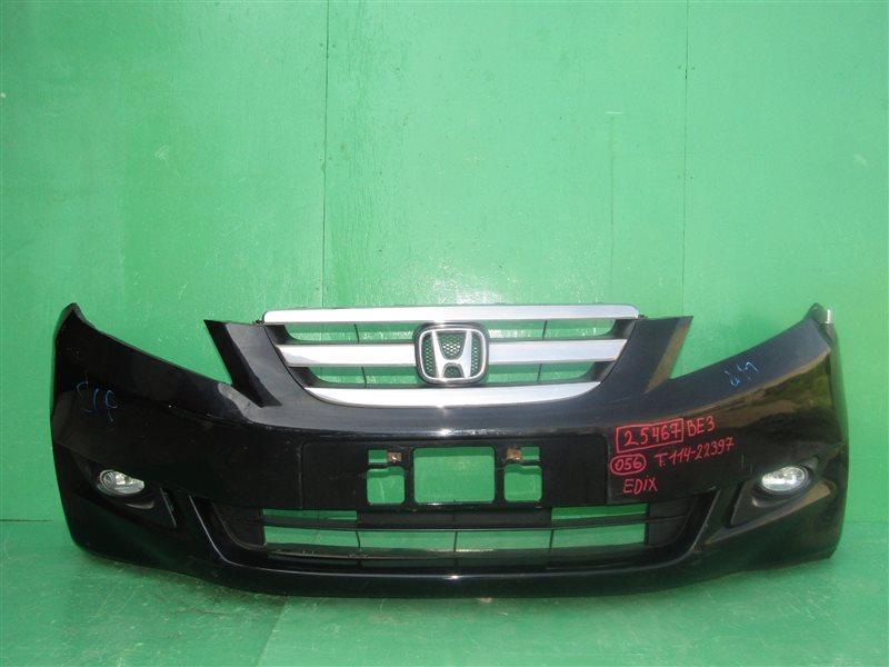 Бампер Honda Edix BE1 передний 114-22397