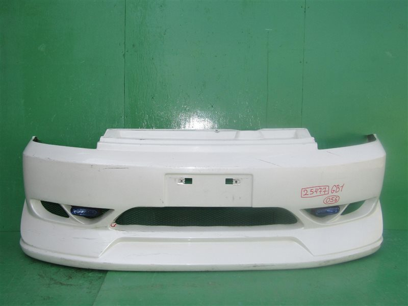 Бампер Honda Mobilio GB1 12.2001 передний
