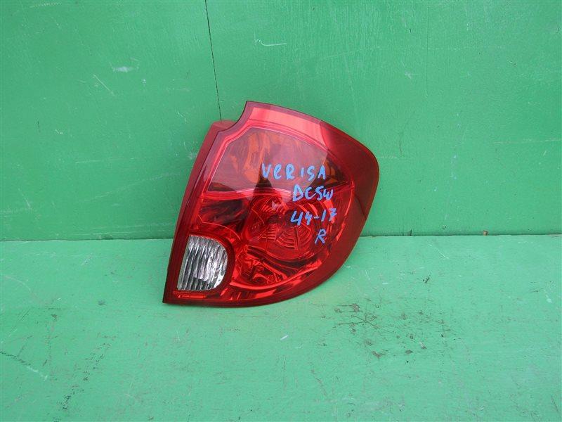 Стоп-сигнал Mazda Verisa DC5W задний правый 44-17