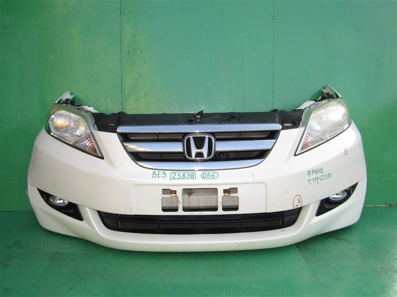 Nose cut Honda Edix BE3 K20A P4642, 114-22397