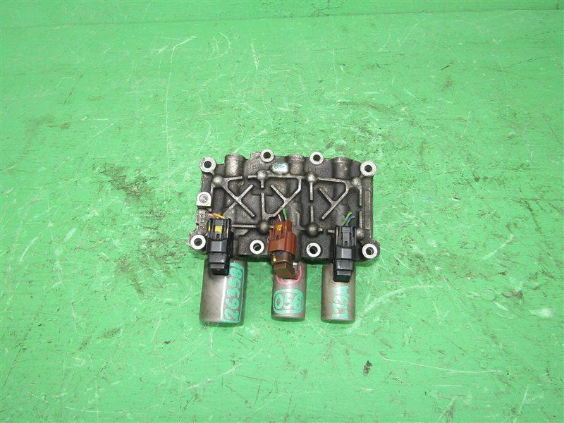 Блок соленоидов Honda Fit GD1 L13A SWRA, SWSA