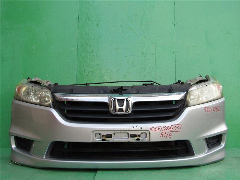 Nose cut Honda Stream RN6 R18A 07.2006 100-22652