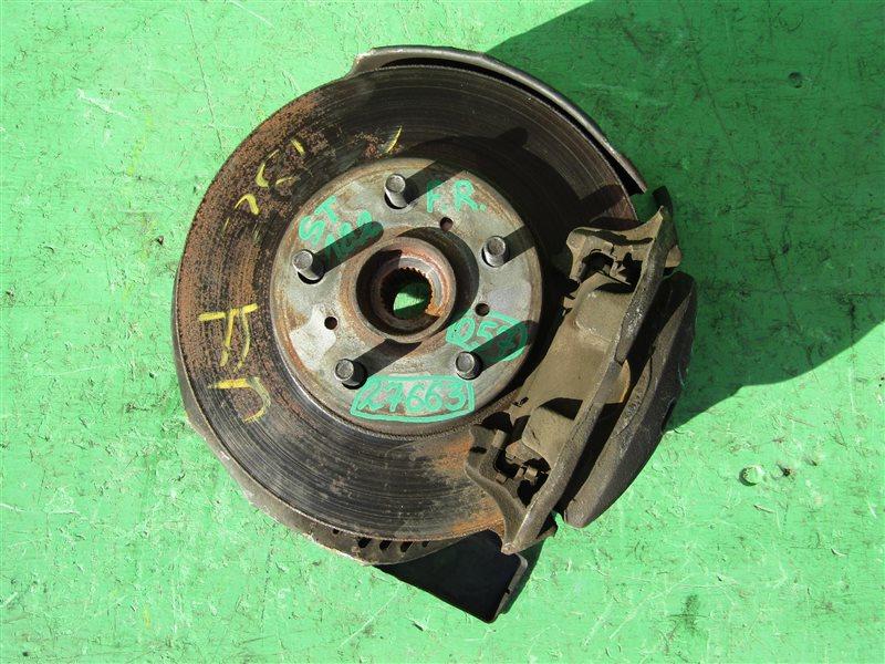 Ступица Toyota Corona Exiv ST182 3S-FE передняя правая