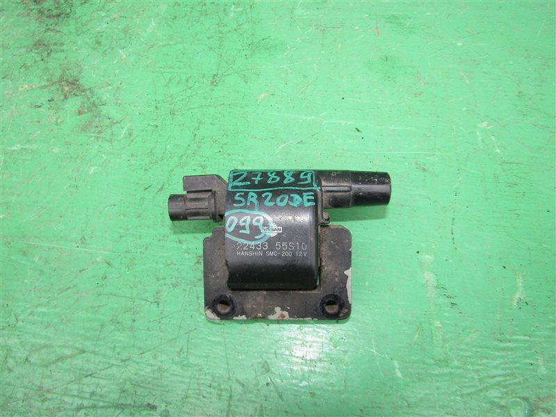 Катушка зажигания Nissan Bluebird EU13 SR18DE 22433-55S10, 22433-56E11