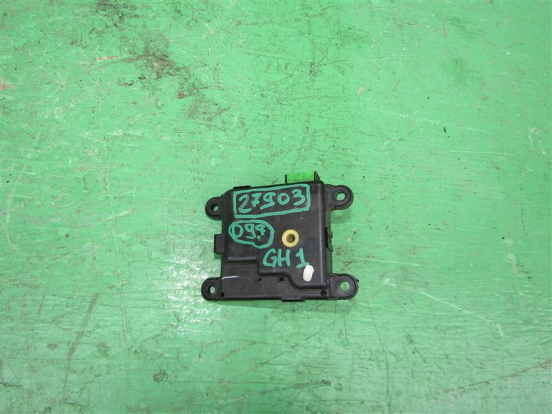 Сервопривод заслонок печки Honda Hr-V GH1 2S960-30820