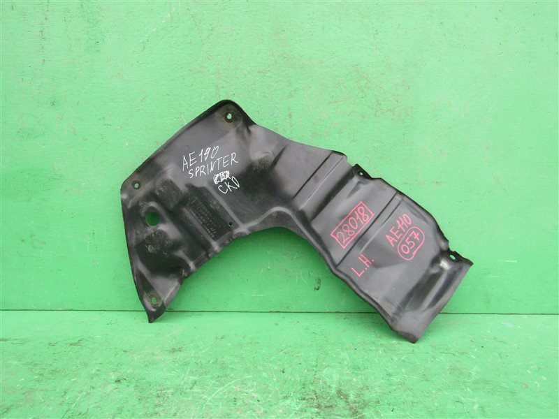 Защита двигателя Toyota Sprinter AE110 левая 51442-12110