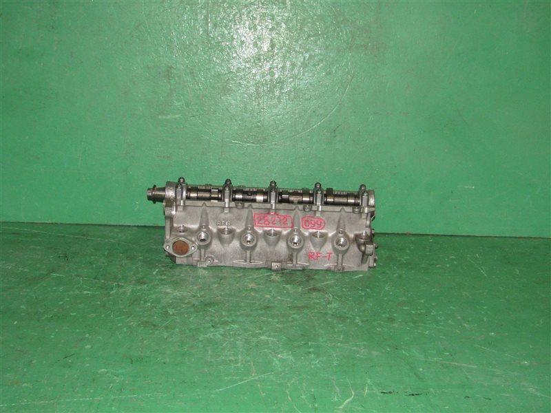 Головка блока цилиндров Mazda Bongo SSF8W RF-T