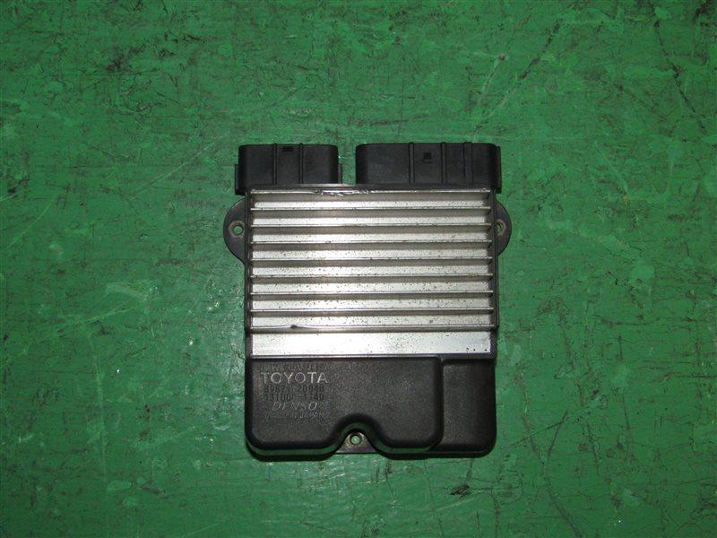Блок управления форсунками Toyota Gaia ACM10 1AZ-FSE 89871-20040