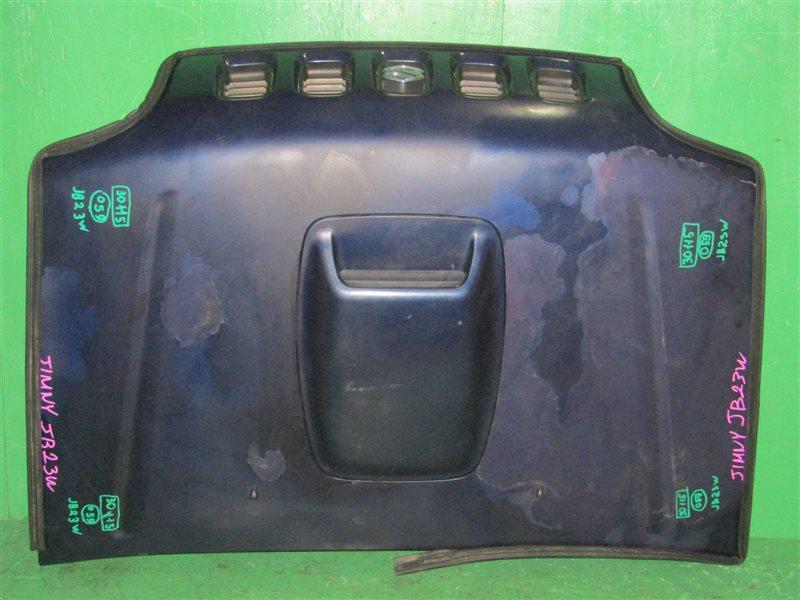 Капот Suzuki Jimny JB23W 10.1998