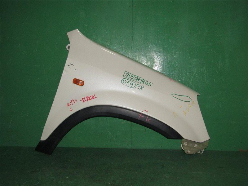 Крыло Honda Cr-V RD4 переднее правое