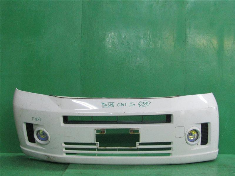 Бампер Honda Mobilio GB1 01.2004 передний P3879