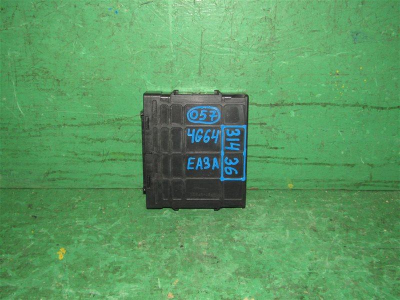 Блок управления efi Mitsubishi Galant EA3A 4G64 GDI MR498545