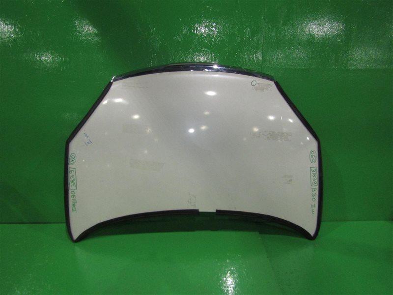 Капот Nissan Lafesta B30 05.2007