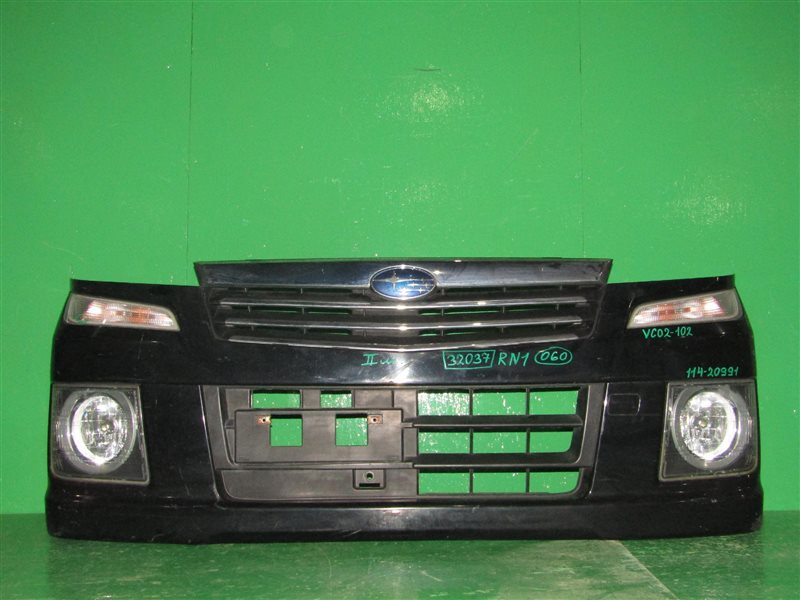 Бампер Subaru Stella RN1 04.2006 передний 114-20991, VC02-102
