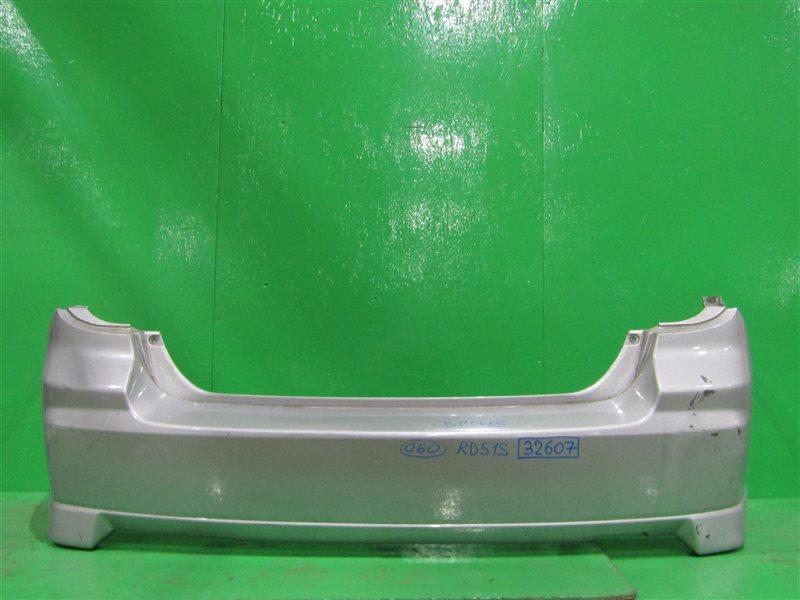Бампер Suzuki Aerio RD51S задний