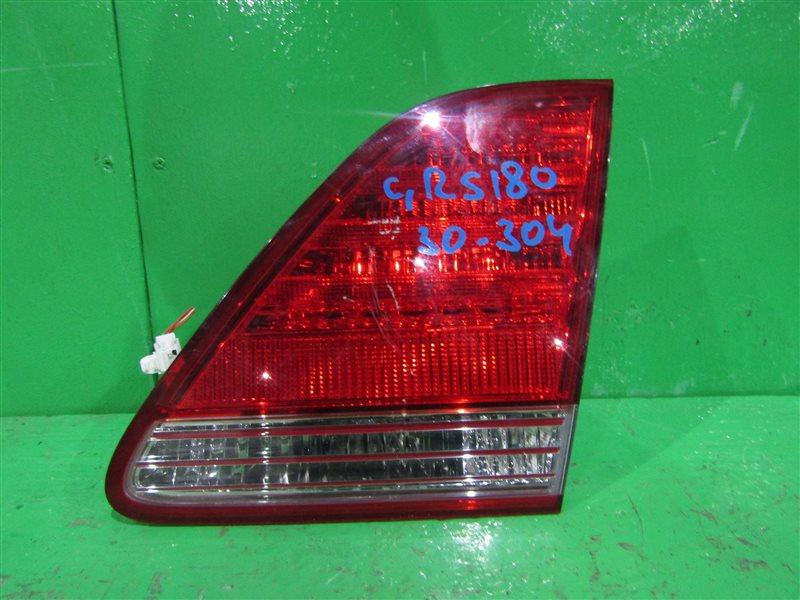 Вставка багажника Toyota Crown GRS180 задняя правая 30-304