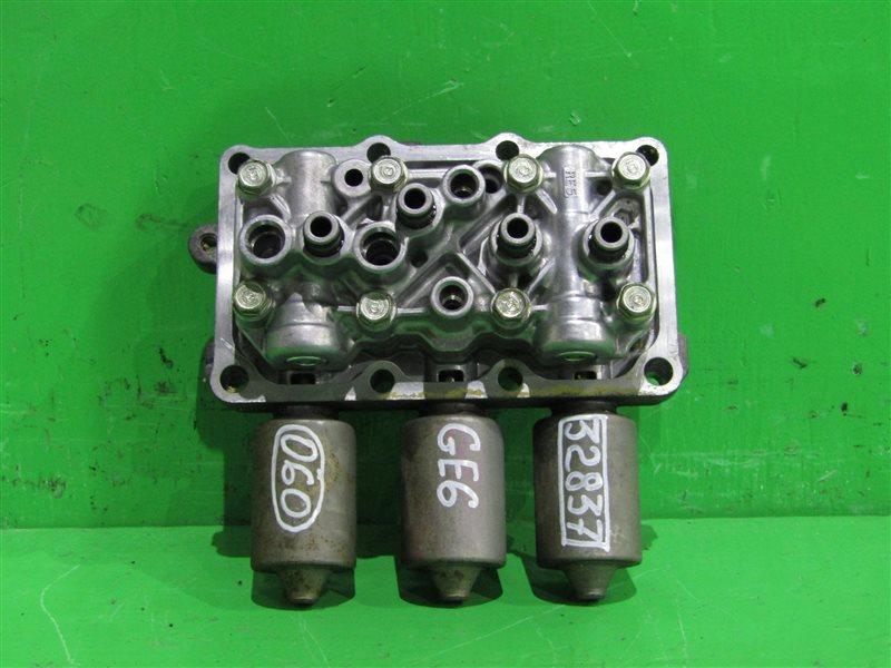 Блок соленоидов Honda Fit GE6 27200-RE5-003