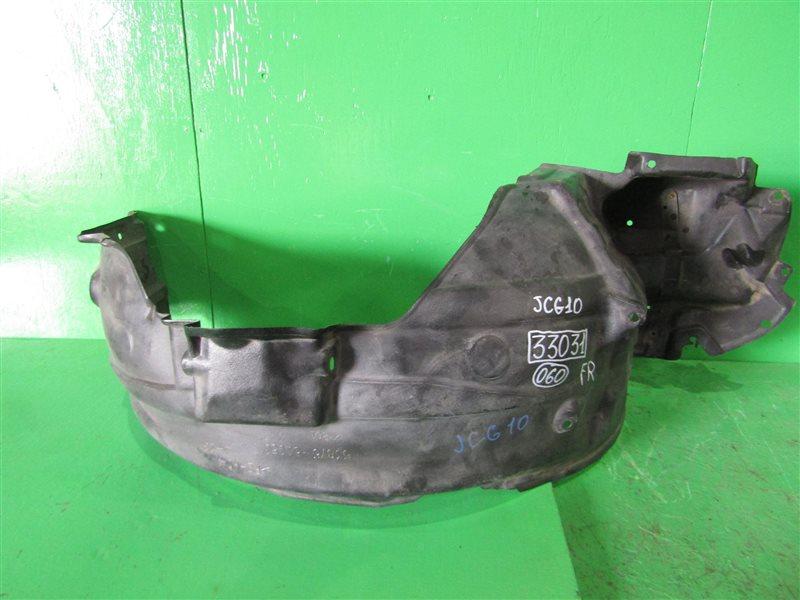 Подкрылок Toyota Brevis JCG10 передний правый 53875-51050