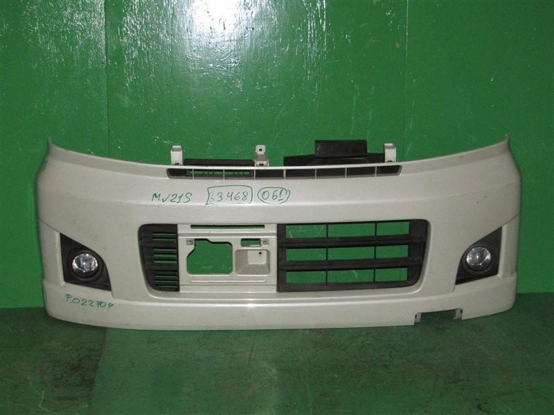 Бампер Mazda Az Wagon MJ23S передний 022-704