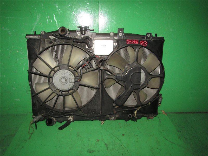 Радиатор основной Honda Legend KB1 J35A
