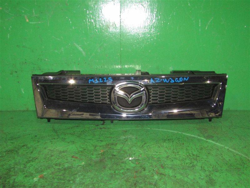 Решетка радиатора Mazda Az Wagon MJ23S