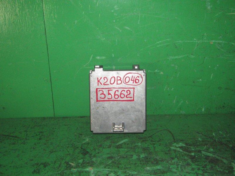 Блок управления efi Honda Stream RN5 K20B 37820-PPD-917