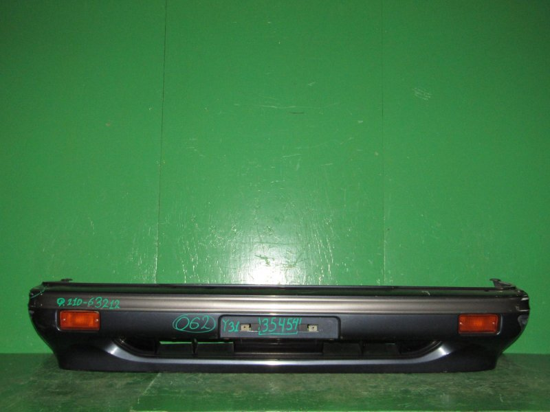 Бампер Nissan Cedric Y31 передний 210-63212