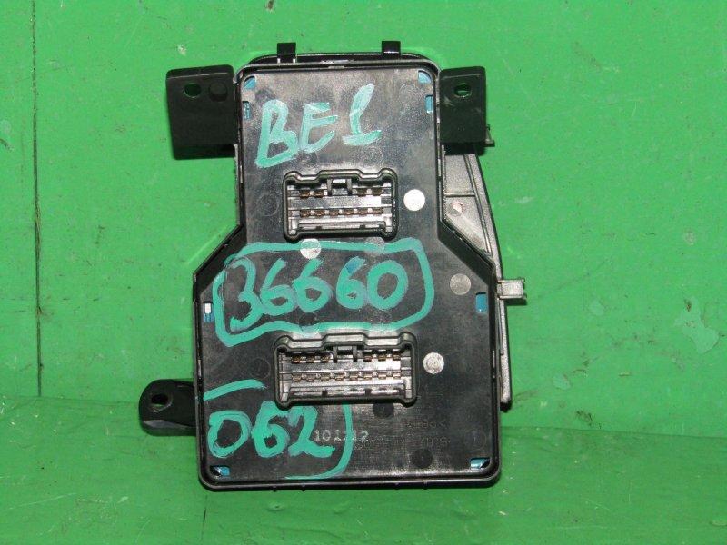 Блок упр. стеклоподьемниками Honda Edix BE3 передний правый