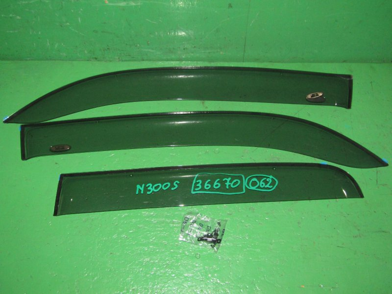 Ветровики комплект Daihatsu Boon M300S 999-05100-K2-275