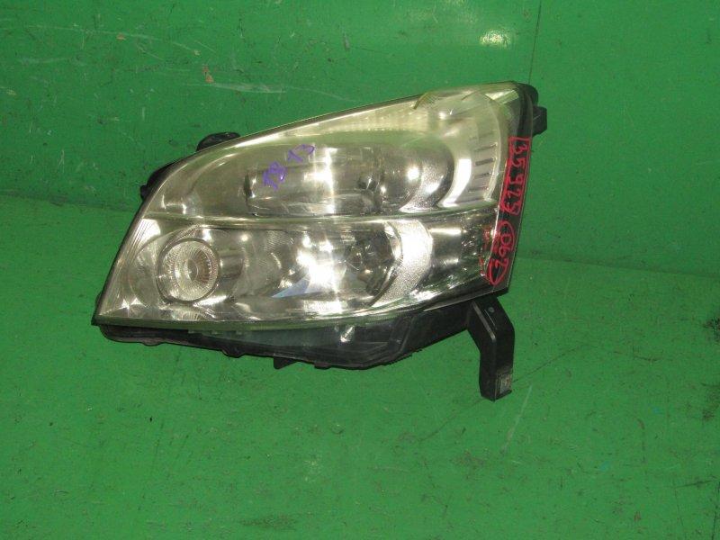 Фара Nissan Lafesta B30 05.2007 передняя левая 18-13