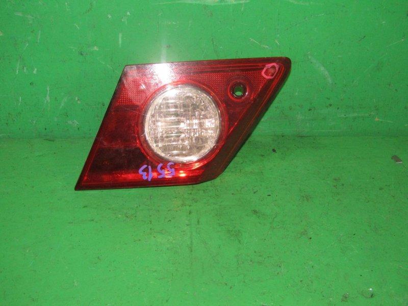 Вставка багажника Honda Fit Aria GD8 10.2005 задняя правая 55-13