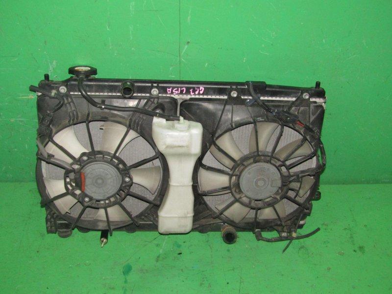 Радиатор основной Honda Fit Shuttle GG7 L15A