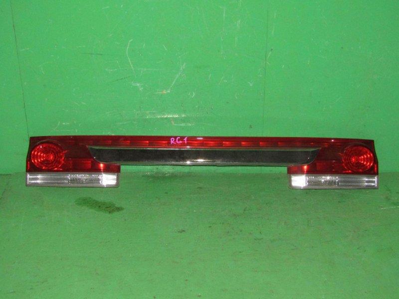 Вставка багажника Honda Step Wagon RG1 задняя P5532