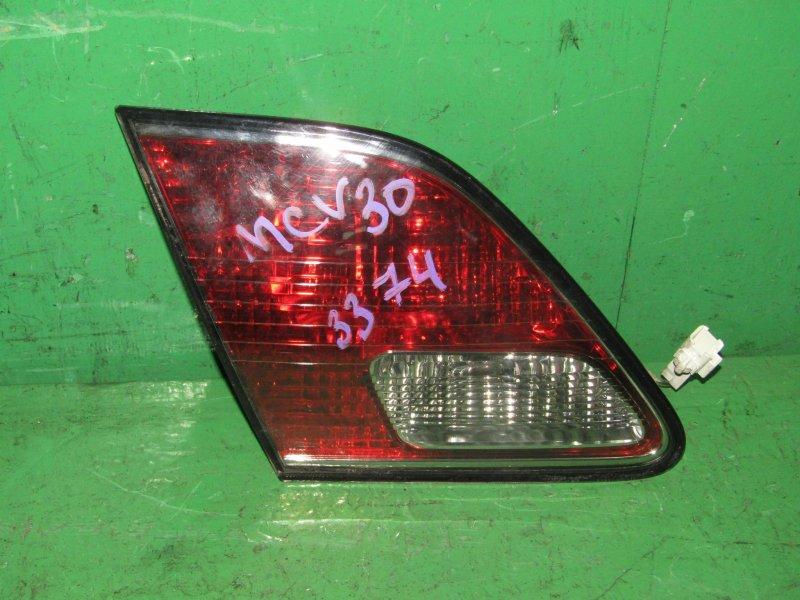 Вставка багажника Toyota Windom MCV30 задняя левая 33-74