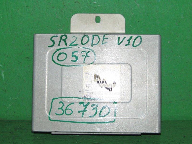 Блок управления efi Nissan Tino HV10 SR20DE MEC12-010 F5